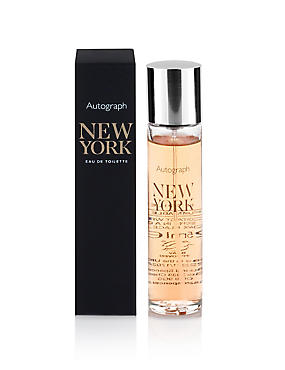 New York Eau de Toilette Purse Spray 25ml