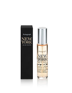 New York Eau de Toilette Purse Spray 10ml