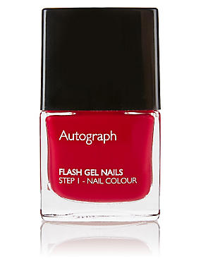 Flash Gel Nail Polish Step 1