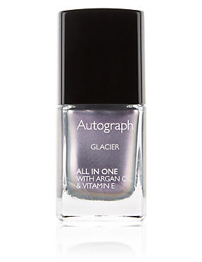 All in One Nail Colour with Argan Oil