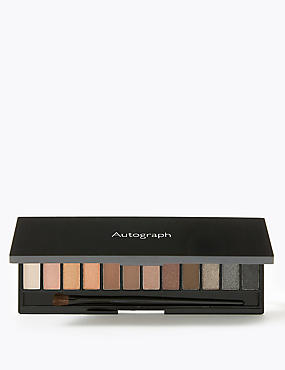 Lasting Colour Luxe Eyeshadow Palette, , catlanding
