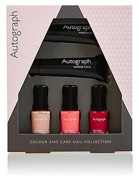 Colour & Care Nail Collection