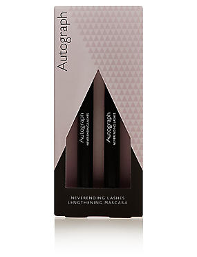 Neverending Lashes Mascara Duo Gift Set