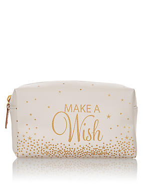 Wish Make Up Bag