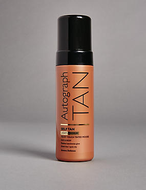 Self Tan Tinted Mousse - Light to Medium 150ml