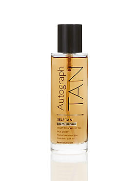 Self Tan Luxe Oil - Light to Medium 100ml