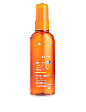 Moisture Protect Nourishing Oil SPF30 150ml