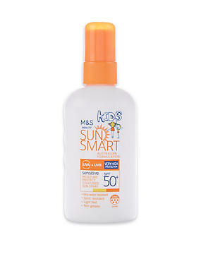Sensitive Moisture Protect Sun Spray SPF50+ 200ml