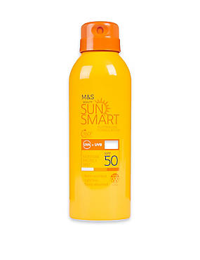 Clear Aerosol SPF50 150ml