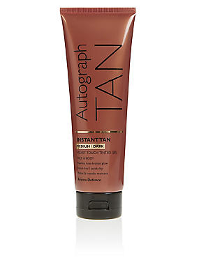 Instant Tan Tinted Gel - Medium to Dark 125ml