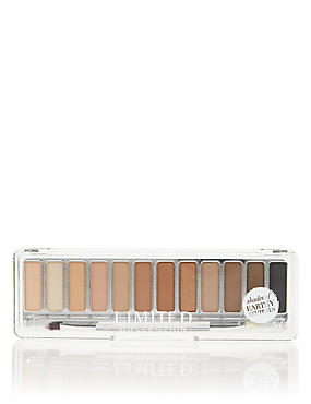 Eyeshadow Palette Beige Mix Gift Set
