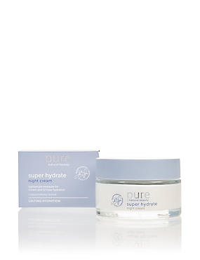 Super Hydrate Night Cream 50ml, , catlanding
