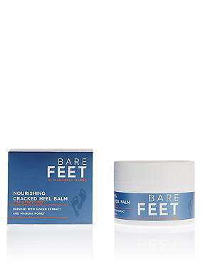 Nourishing Cracked Heel Balm for Happy Feet 80ml
