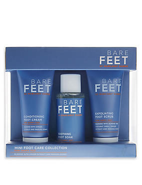 Mini Foot Care Collection Gift Set