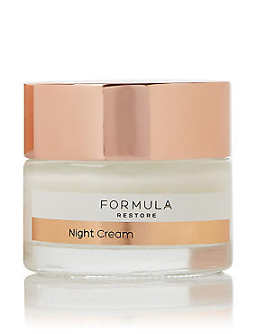 Restore Night Cream 50ml, , catlanding