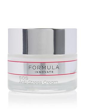 Innovate SOS Anti - Stress Cream 50ml, , catlanding