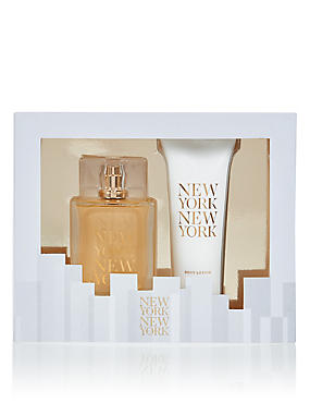 New York New York Coffret 200ml