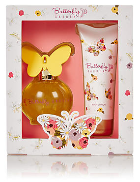 Butterfly Garden Coffret 190ml