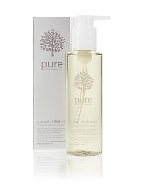 Pure Instant Radiance Micellar Cleansing Oil 150 ml