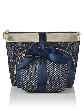 3 Pack Lace Bag Set