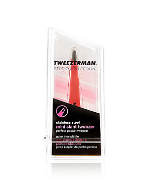 Mini Slant Tweezer