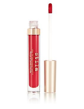 Stay All Day Sheer Liquid Lipstick 3 ml, RED, catlanding