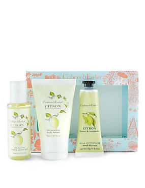 Little Luxuries Citron Set