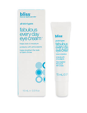 Fabulous Everyday Eye Cream 15ml, , catlanding