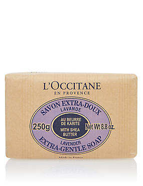 Shea Lavender Soap 250gm