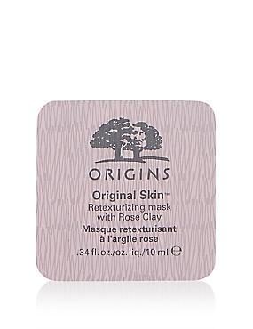 Original Skin™ Retexturizing Mask 10ml, , catlanding