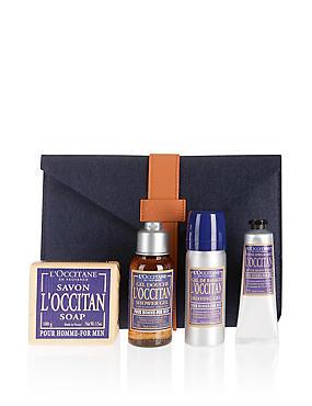 Men's Travel Collection Set 2017