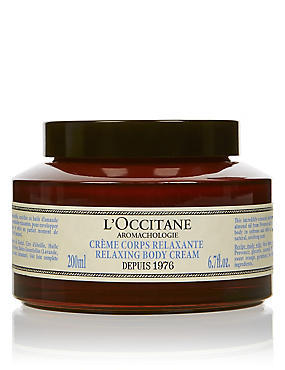 Aromachologie Relaxing Body Cream 200 ml