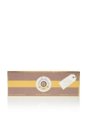 Bois d'Orange Soap Gift Set 3 x 100g