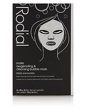 Snake Oxygenating & Cleansing Bubble Masks , , catlanding
