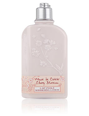 Cherry Blossom Shimmering Lotion 250ml