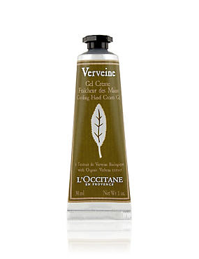 Verbena Cooling Hand Cream Gel 30ml