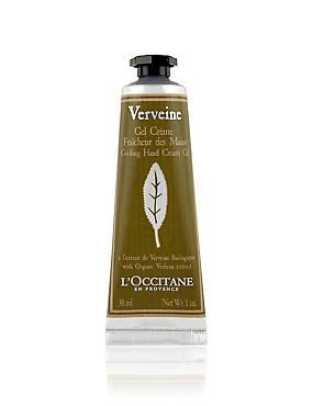 Verbena Cooling Hand Cream Gel 30ml, , catlanding