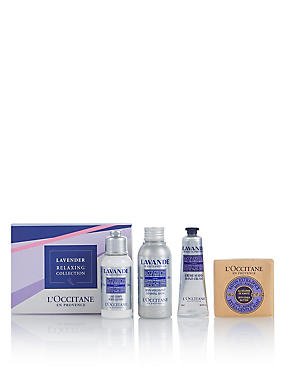 Lavender Relaxing Collection