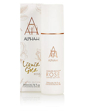 Liquid Gold™ Rose Limited Edition Supersize 200ml