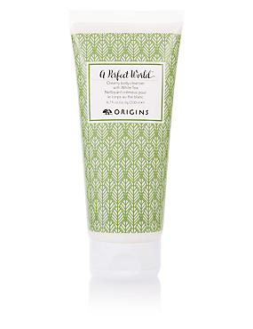 A Perfect World™ Creamy Body Cleanser with White Tea 200ml, , catlanding