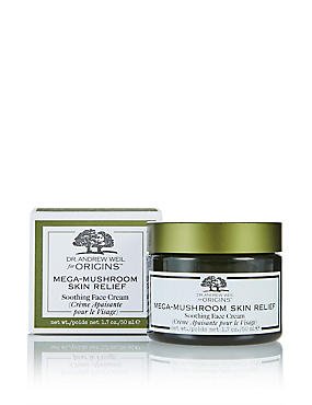 Dr. Andrew Weil Mega-Mushroom Skin Relief Soothing Face Cream 50ml