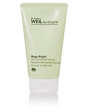 Dr. Andrew Weil Mega-Bright Skin Illuminating Face Cleanser 150ml
