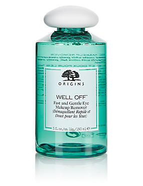 Well Off® Fast And Gentle Eye Make Up Remover 150ml, , catlanding