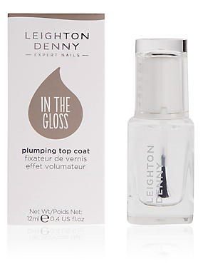 In the Gloss Plumping Top Coat 12ml