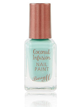 Coconut Infusion Nail Paint 10ml