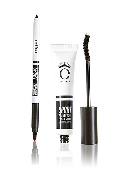 Sport Waterproof Mascara & Eyeliner Duo