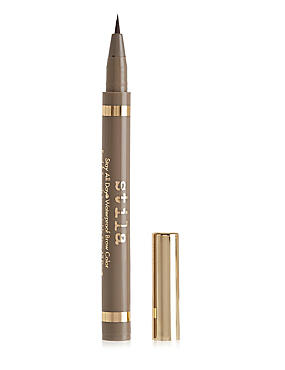 Stay All Day® Waterproof Brow Colour 0.7ml, MEDIUM, catlanding
