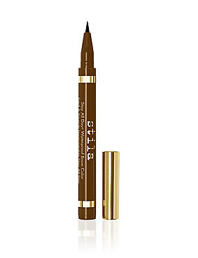 Stay All Day® Waterproof Brow Colour 0.7ml, MEDIUM BROWN, catlanding