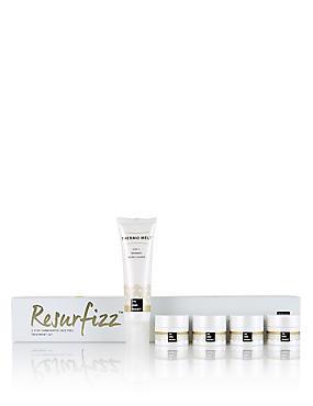 Resurfizz™ 2-Step Carbonated Face Peel, , catlanding