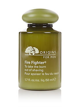 Fire Fighter® To Take the Burn Out of Shaving 50ml